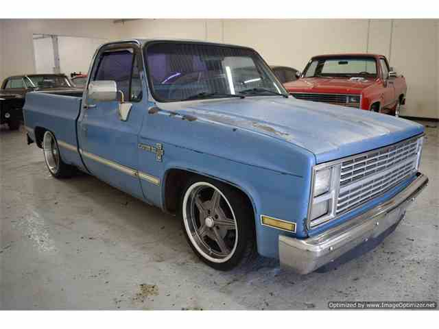 Picture of 1987 C/K 10 - $15,999.00 Offered by  - NL7Y