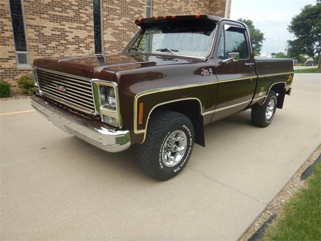 Picture of '79 GMC C/K 1500 located in Iowa - $19,995.00 - NPBG