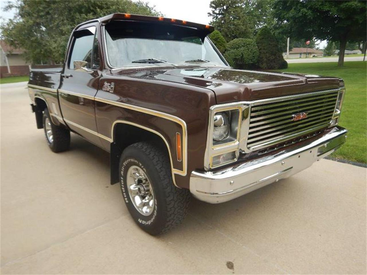 Large Picture of 1979 GMC C/K 1500 Offered by Kinion Auto Sales & Service - NPBG
