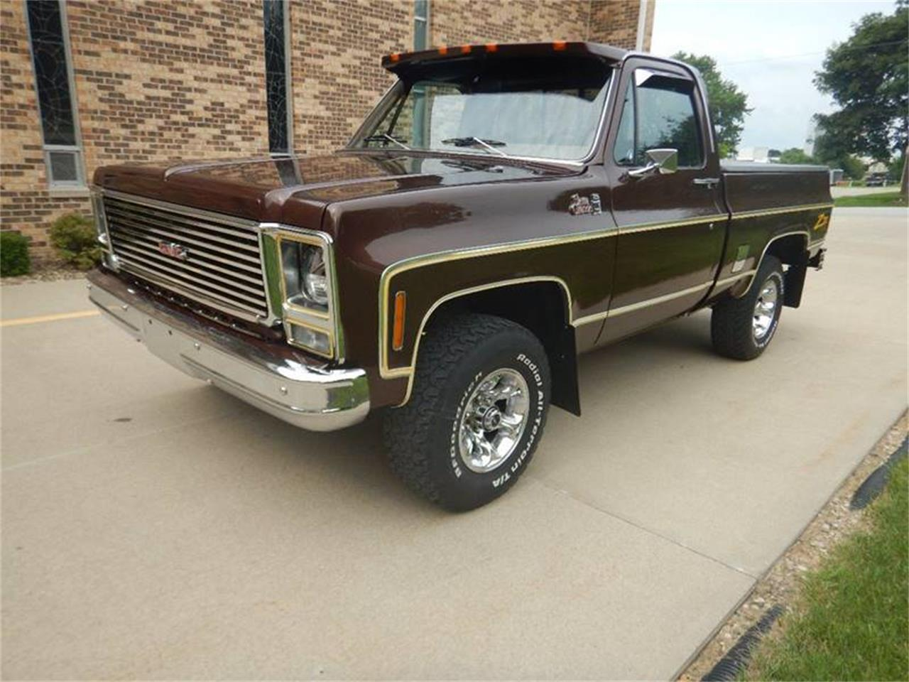 Large Picture of '79 GMC C/K 1500 located in Clarence Iowa - $15,995.00 - NPBG