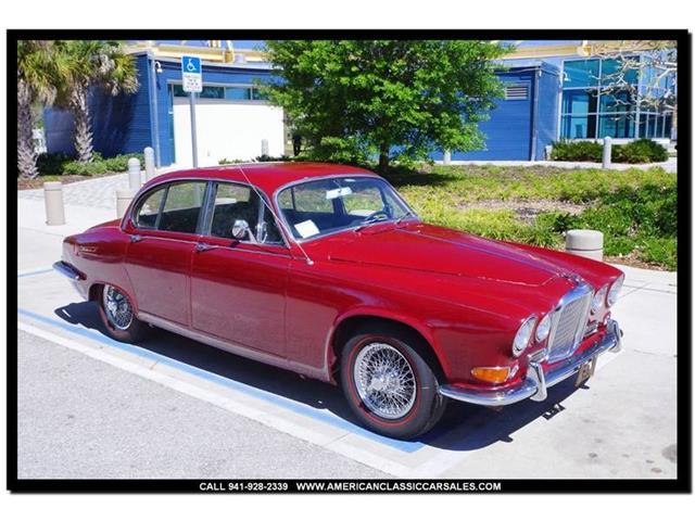 Picture of '67 Jaguar 420 - NPBK