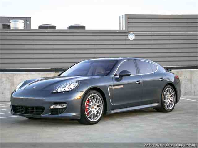 Picture of '10 Panamera - NPBO