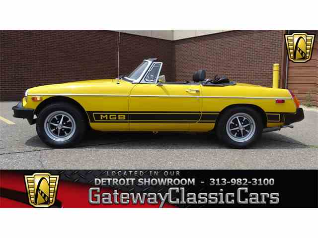 Picture of '79 MGB - NPC8