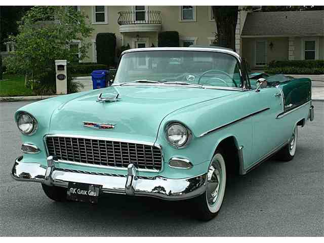 Picture of '55 Bel Air - NL81