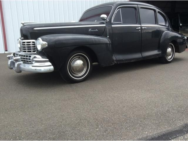 Picture of '48 Zephyr - NPCA