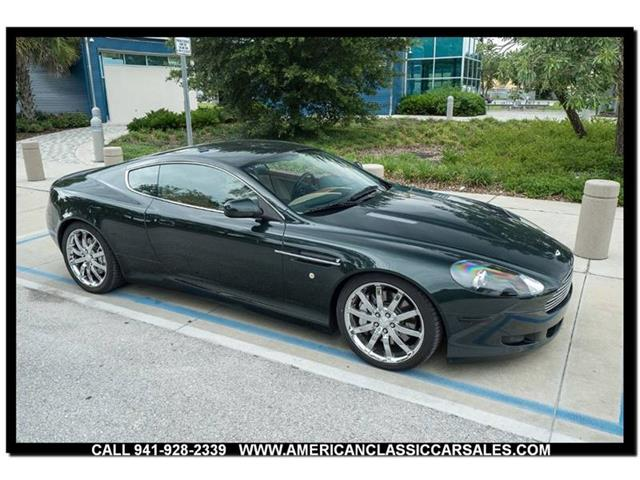 Picture of '05 DB9 - NPCH