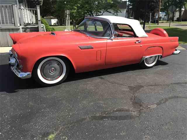 Picture of '56 Thunderbird - NPDJ