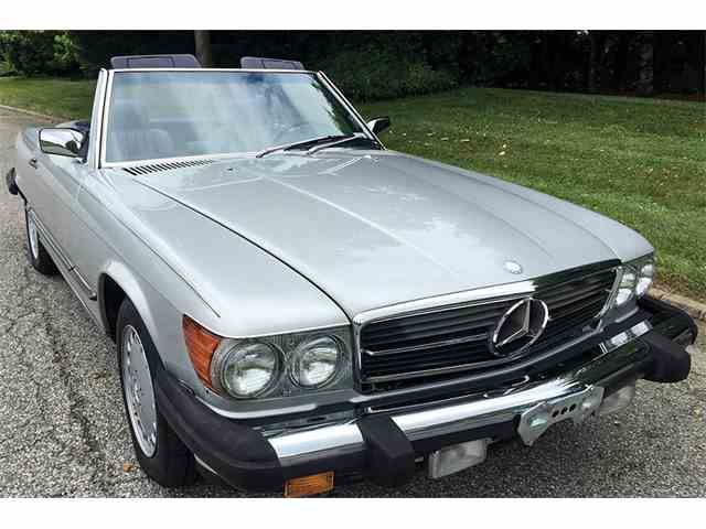 Picture of '88 560SL - NPDL