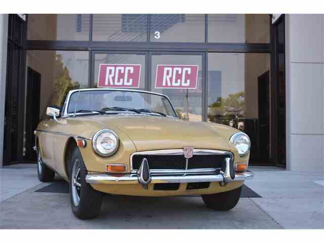 Picture of '73 MGB - NPDM
