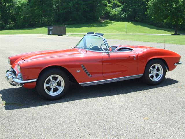 Picture of Classic '62 Chevrolet Corvette located in Canton Ohio - $63,500.00 Offered by  - NPDP