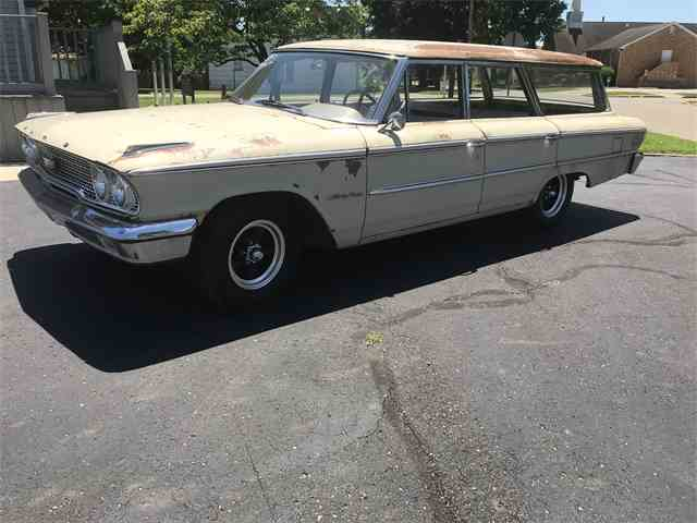 Picture of '63 Country Sedan - NPE1