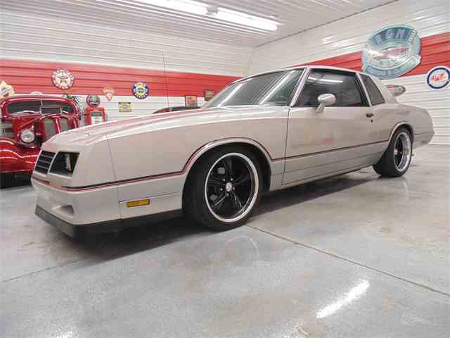 Picture of '85 Monte Carlo SS - NPEC