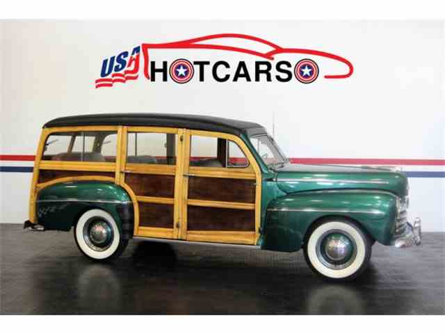 Picture of '47 Woody Wagon - NPED