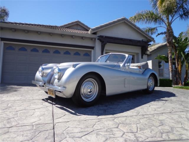 Picture of '54 XK120 - NPEE