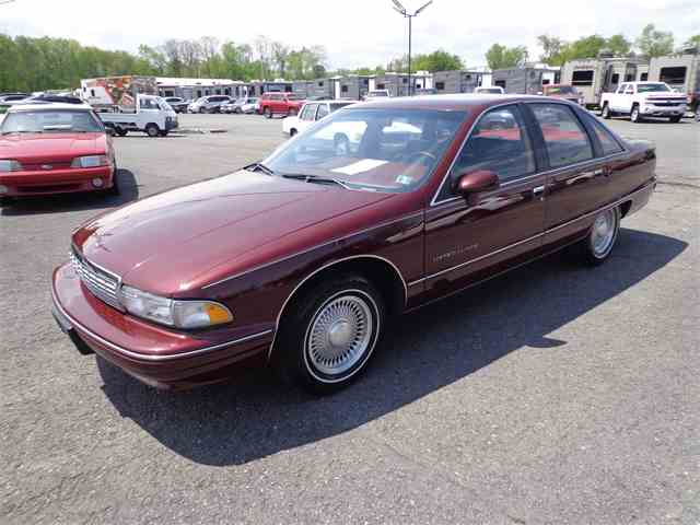 Picture of '91 Caprice - NL8A