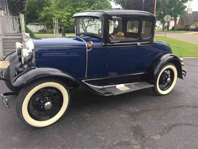 Picture of '30 Model A - NPFB