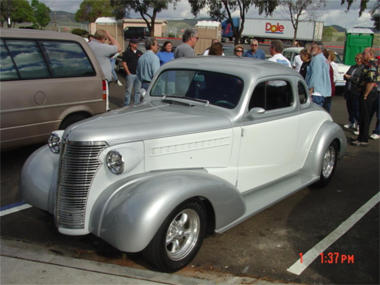 For Sale: 1938 Chevrolet Coupe in San Diego, California