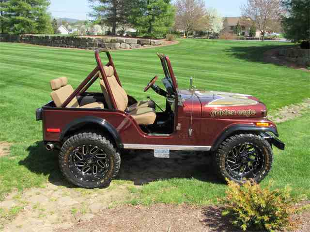 Picture of '79 Jeep CJ5 Auction Vehicle Offered by  - NL8F