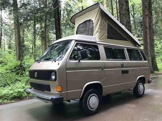 Picture of '85 Westfalia Camper - NPG6