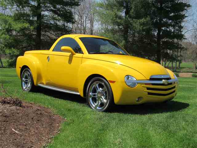 Picture of '05 Chevrolet SSR - NL8G