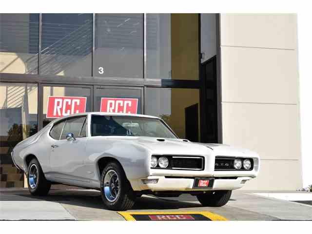 Picture of '68 GTO - NPGI