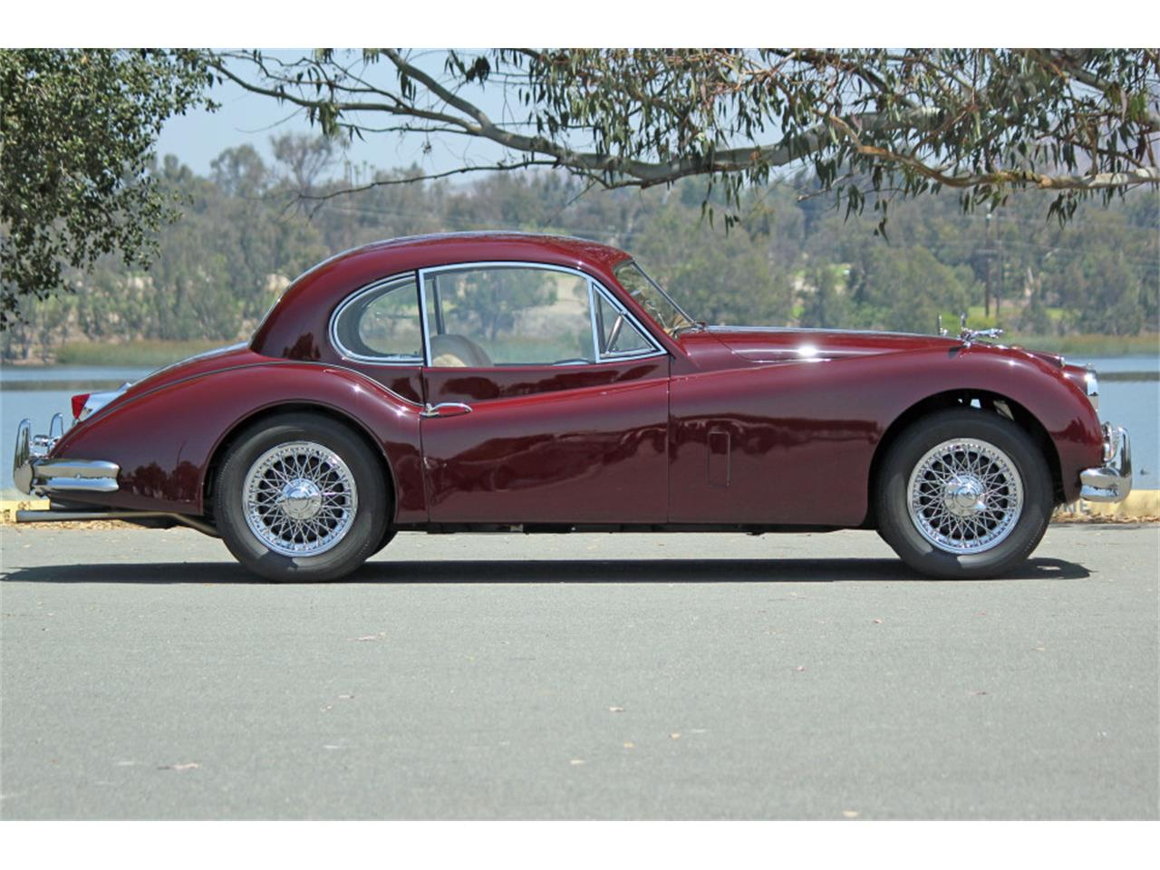 Large Picture of Classic 1955 XK140 located in California - $122,500.00 Offered by Precious Metals - NPGN