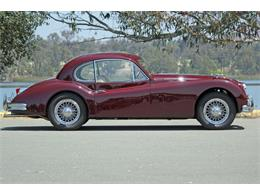 Picture of 1955 Jaguar XK140 located in san diego  California - $122,500.00 - NPGN