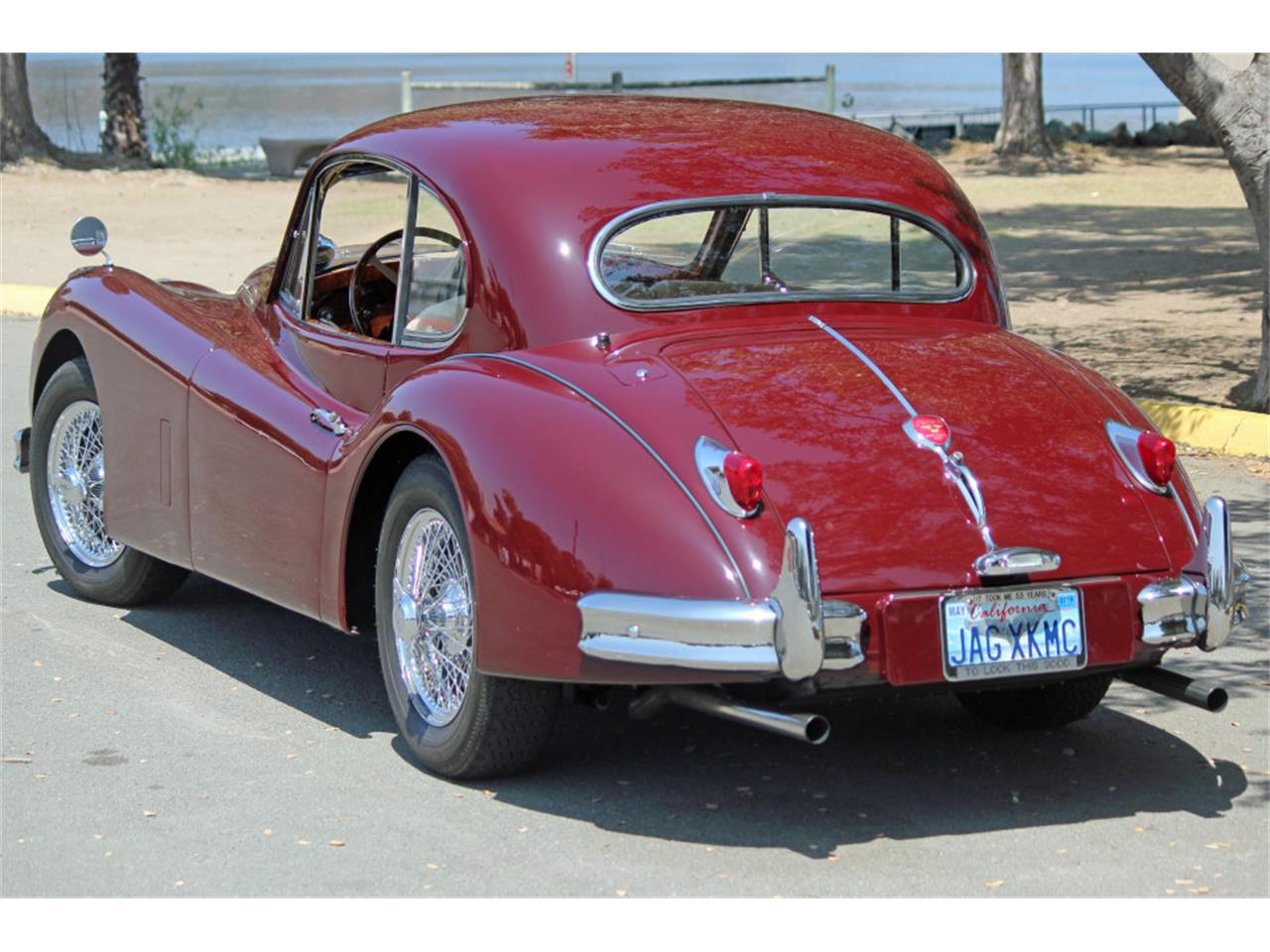 Large Picture of Classic '55 Jaguar XK140 located in California - $122,500.00 - NPGN