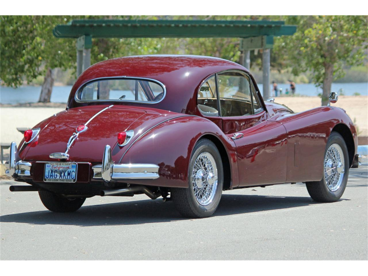 Large Picture of Classic 1955 XK140 Offered by Precious Metals - NPGN