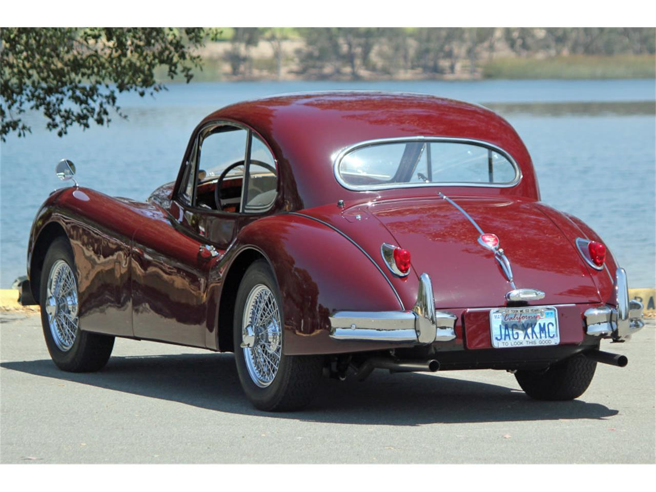 Large Picture of Classic 1955 XK140 located in California Offered by Precious Metals - NPGN