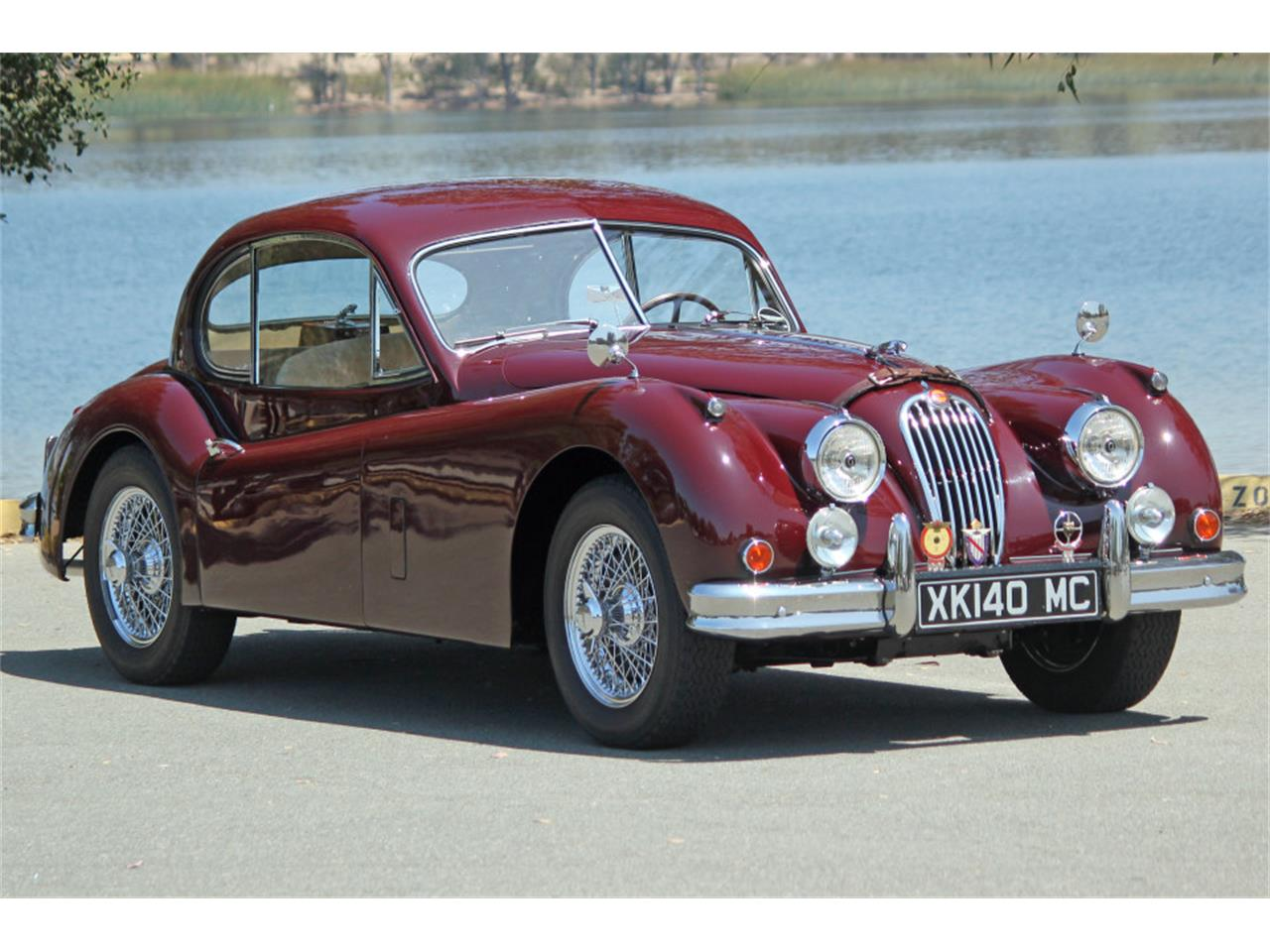 Large Picture of Classic 1955 XK140 located in san diego  California - $122,500.00 Offered by Precious Metals - NPGN