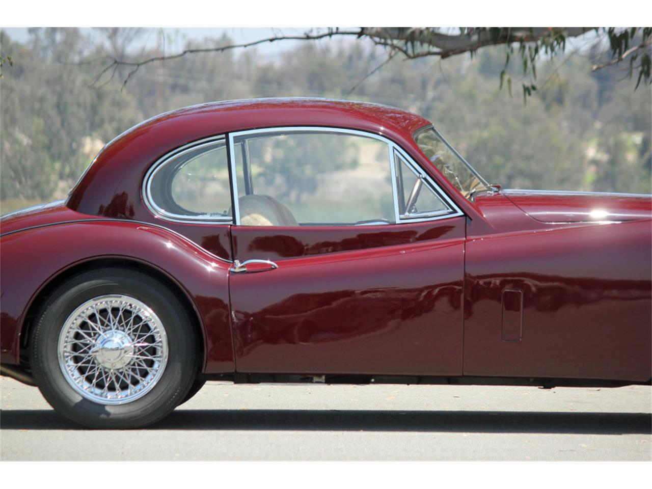 Large Picture of 1955 Jaguar XK140 located in California - NPGN