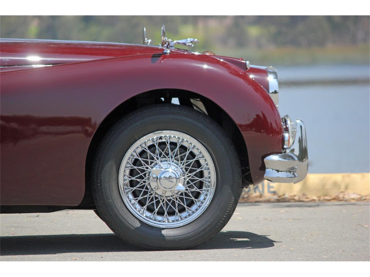 Large Picture of Classic 1955 Jaguar XK140 Offered by Precious Metals - NPGN