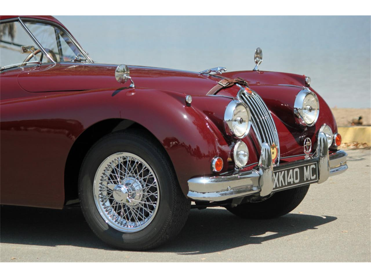 Large Picture of Classic '55 Jaguar XK140 - $122,500.00 Offered by Precious Metals - NPGN
