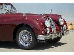 Picture of 1955 Jaguar XK140 located in California - NPGN