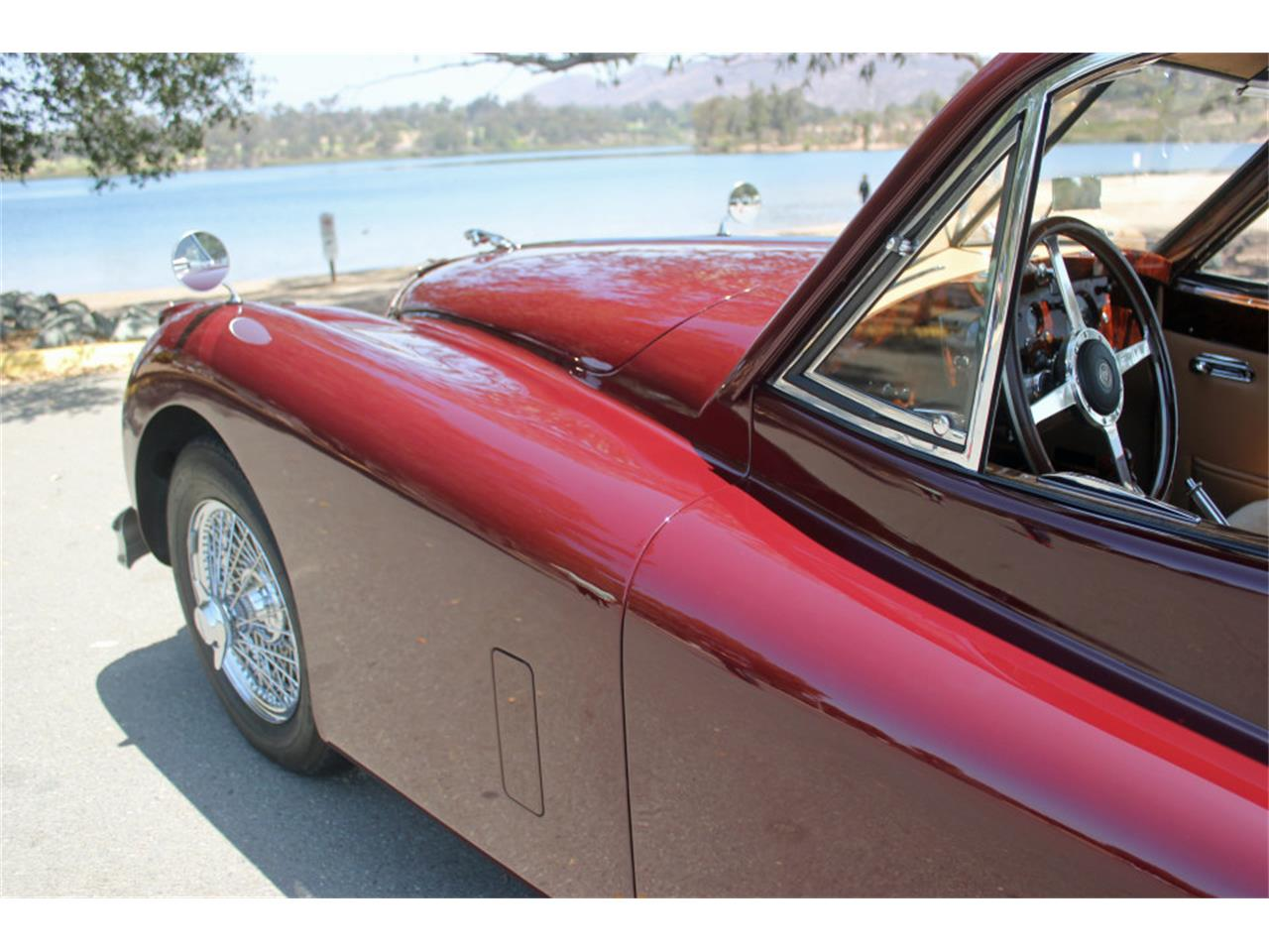 Large Picture of '55 Jaguar XK140 - NPGN