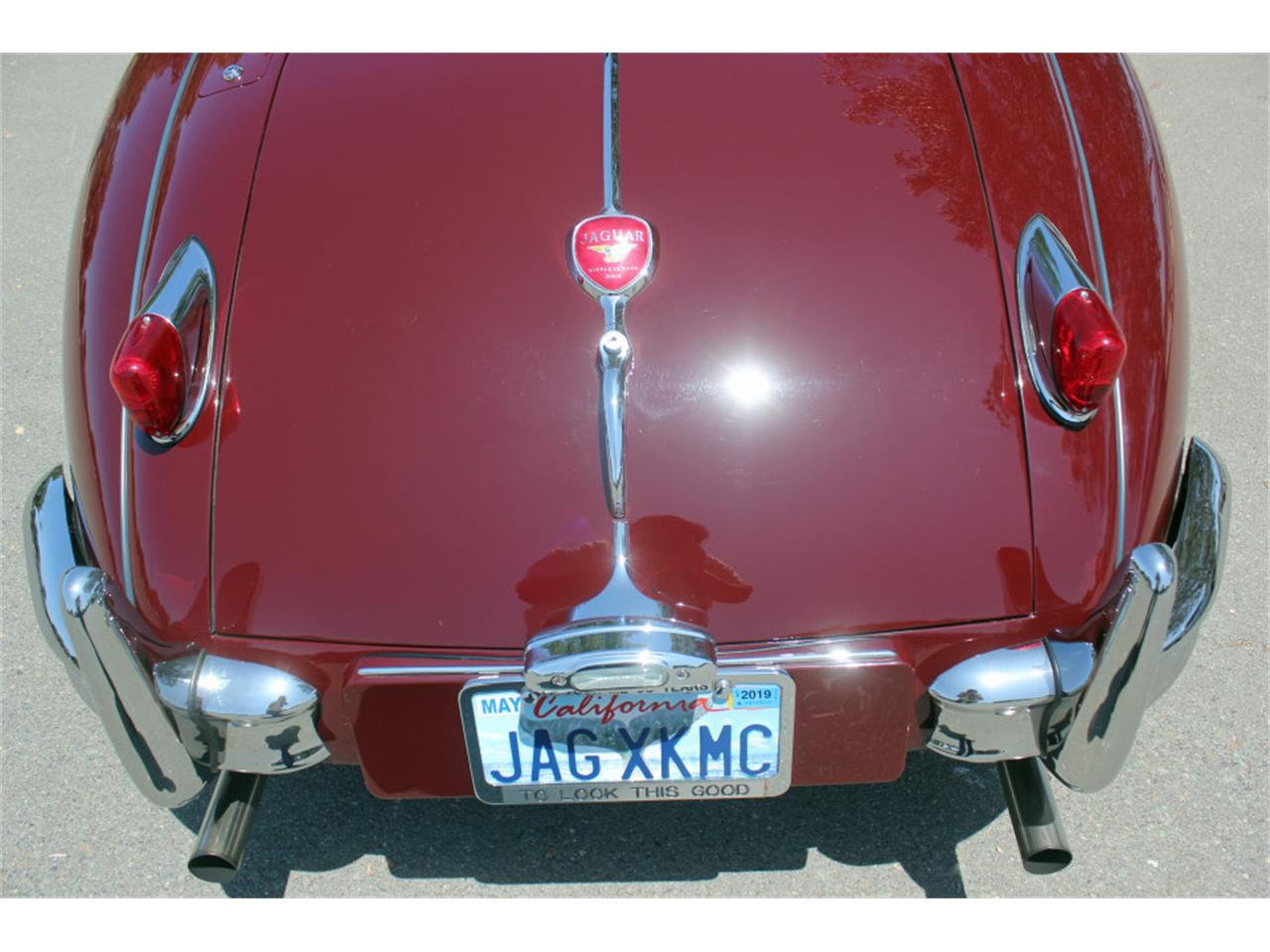 Large Picture of Classic 1955 XK140 located in san diego  California - $122,500.00 - NPGN