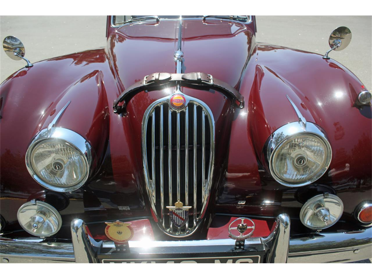 Large Picture of Classic '55 XK140 located in California - NPGN