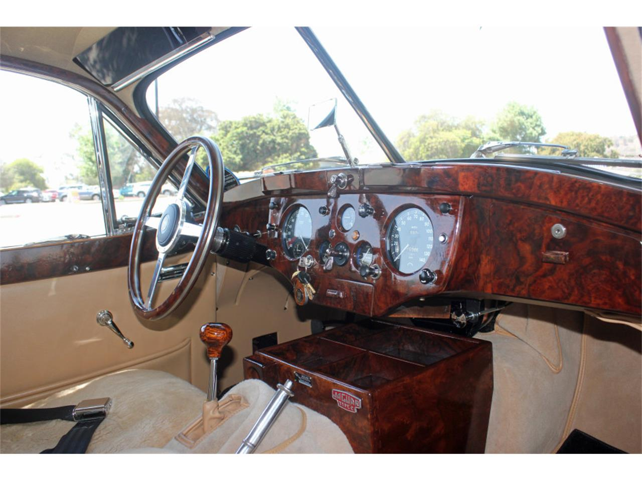Large Picture of Classic 1955 Jaguar XK140 located in san diego  California Offered by Precious Metals - NPGN