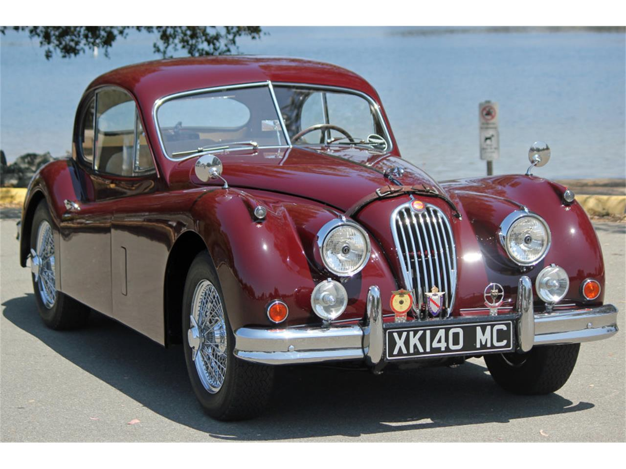 Large Picture of Classic 1955 XK140 - $122,500.00 Offered by Precious Metals - NPGN