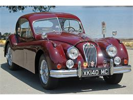 Picture of Classic '55 Jaguar XK140 located in California - $122,500.00 - NPGN