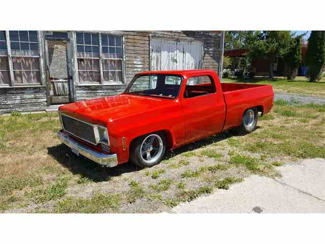 Picture of '76 C10 - NPGY