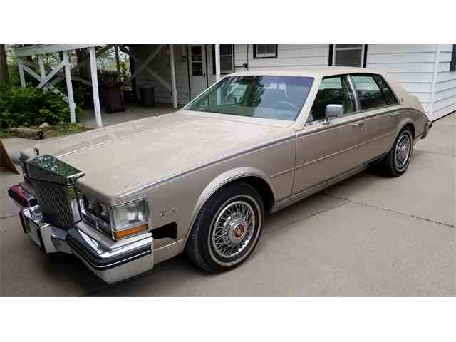 1985 Cadillac Seville for Sale on ClassicCars.com | 640 x 480 jpeg 21kB