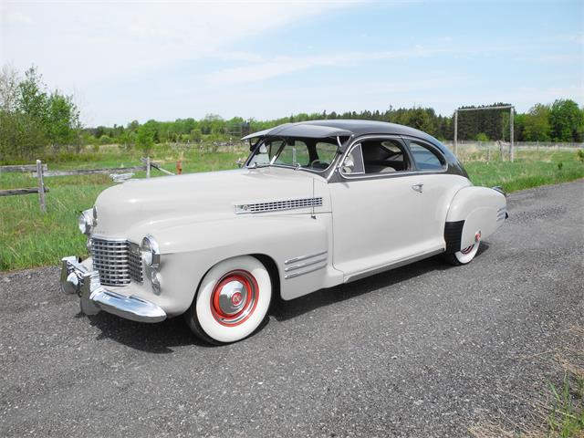 1941 Cadillac Sedanette