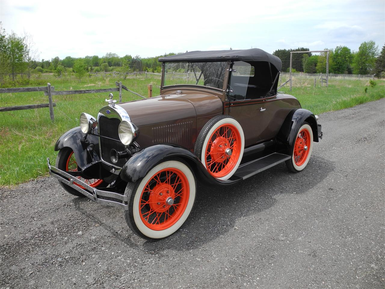 Large Picture of '29 Model A - NL8J
