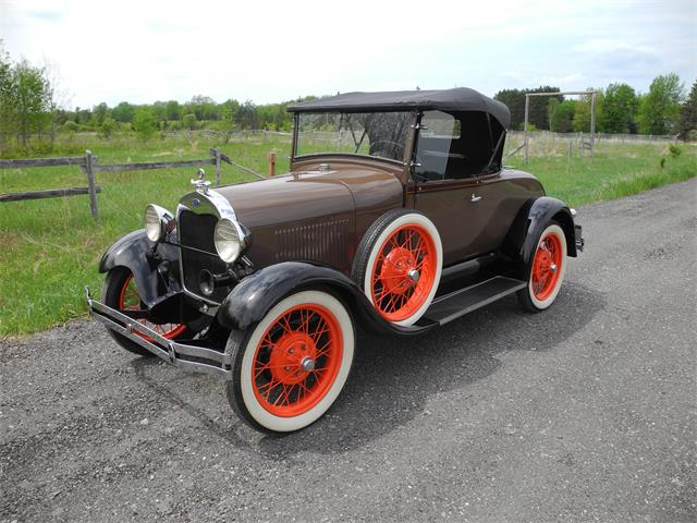 Picture of Classic 1929 Model A - $264,500.00 Offered by  - NL8J