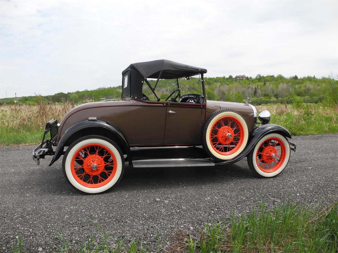 Large Picture of Classic 1929 Ford Model A located in Ontario - NL8J