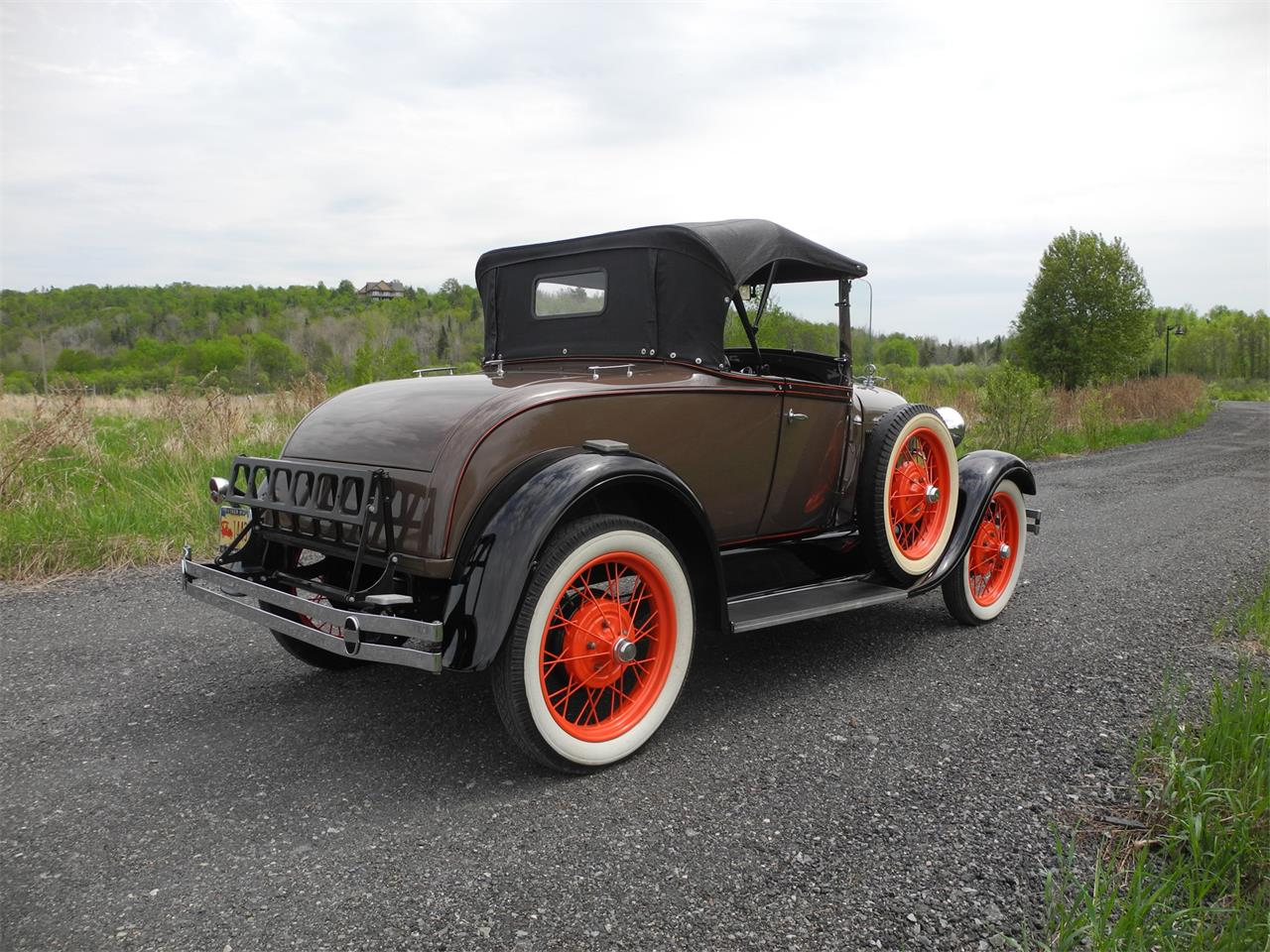 Large Picture of '29 Model A - $264,500.00 - NL8J
