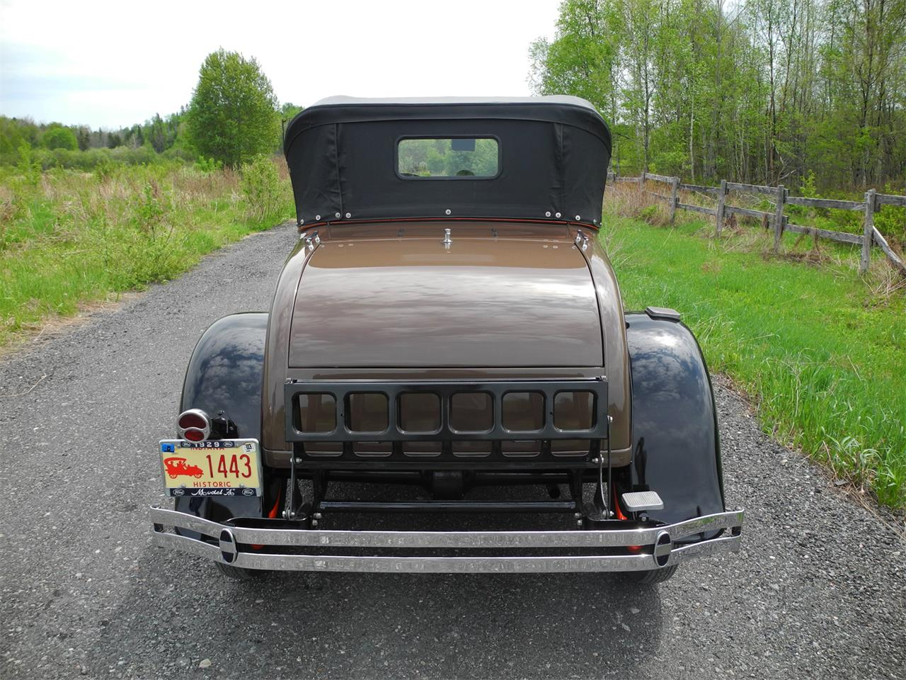 Large Picture of '29 Model A located in Ontario - $264,500.00 Offered by R & R Classic Cars - NL8J