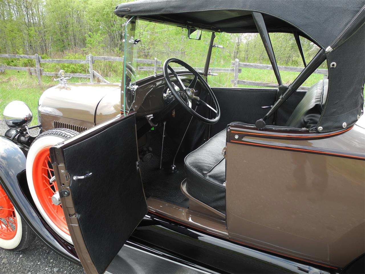 Large Picture of 1929 Model A located in Ontario - $264,500.00 Offered by R & R Classic Cars - NL8J